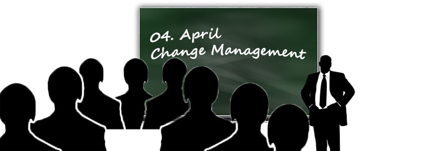 Vorstellungen Professur Change Management
