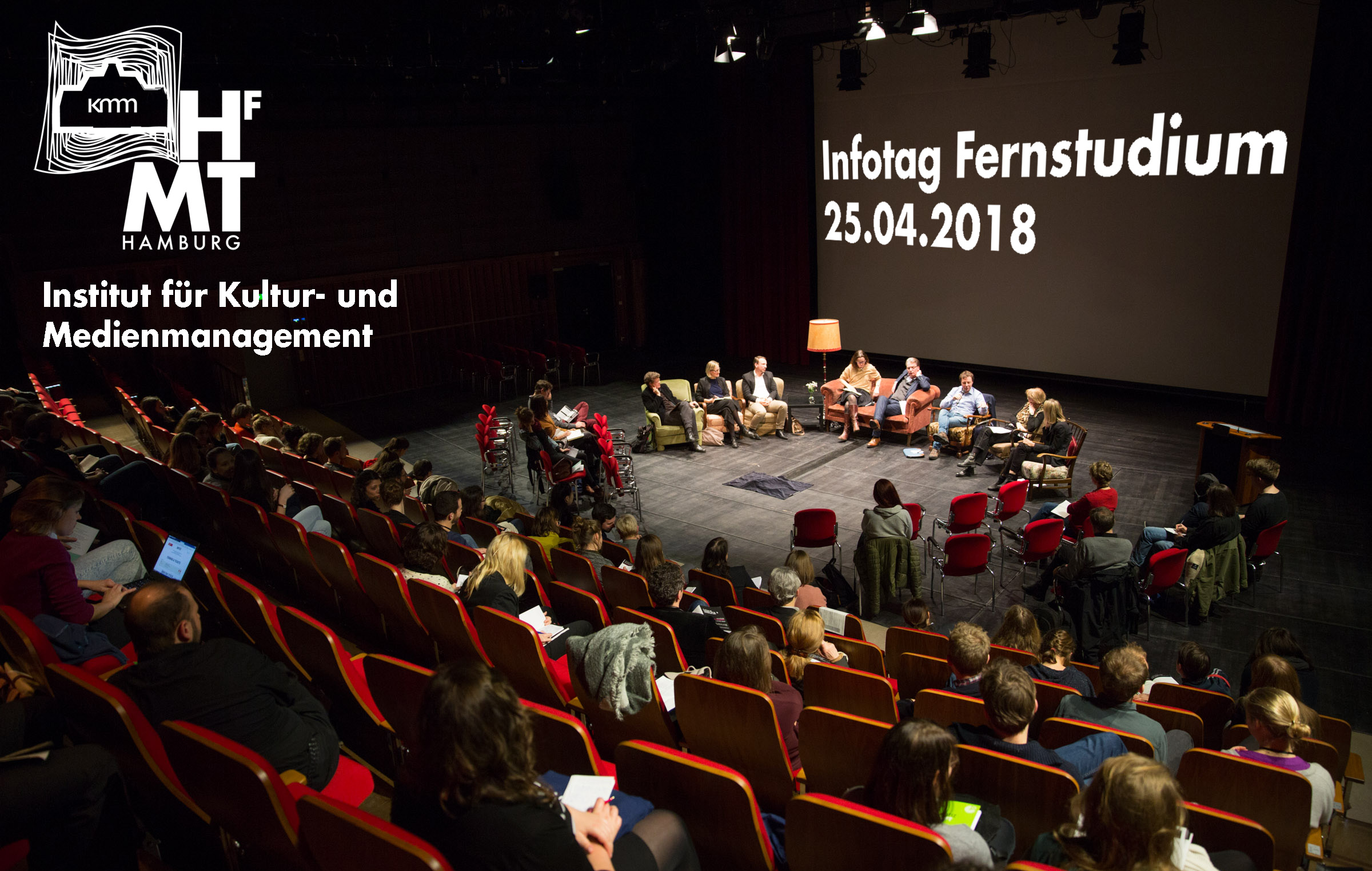 Infotag Fernstudium am Institut KMM